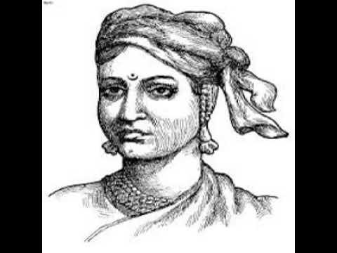The History Of Jhansi Rani Lakshmibai In Tamil Youtube