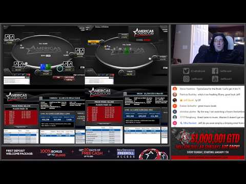 How to win an online poker tournament (or 2)