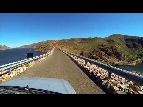 Road Trip from Broome to Darwin - GOPRO