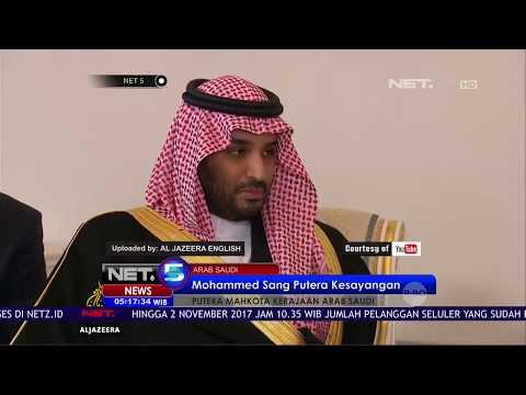 Profil Pangeran Mohammed, Putra Kesayangan Raja Salman yang Penuh Kontroversi - NET5