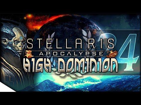 Hardening Edges | STELLARIS: Apocalypse — High Dominion 24 | 2.0.2. Cherryh Update