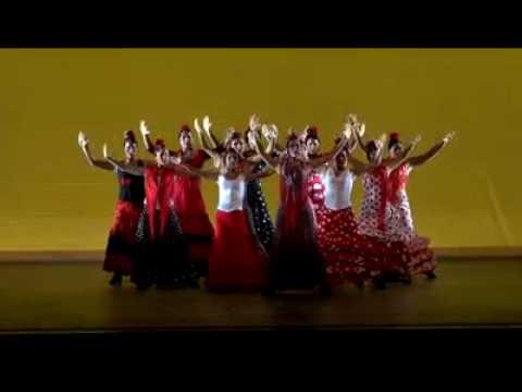 Flamenco Dance  Florida Grand Opera Act IV...