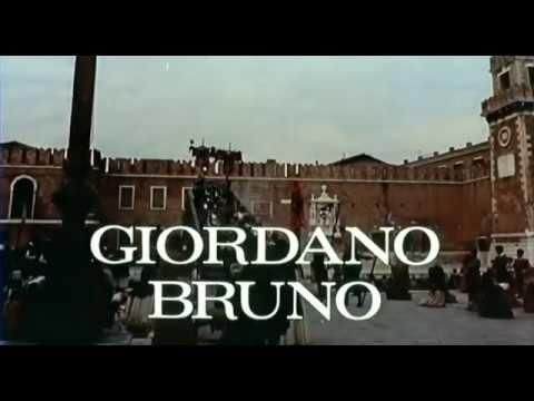 GIORDANO BRUNO di GIULIANO MONTALDO (1973) - TRAILER