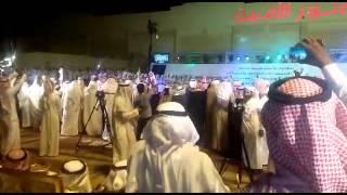 حفل معايدة الثبته بقاعة نورالامين بالطائف يوم الثلاثاء 1435/10/16