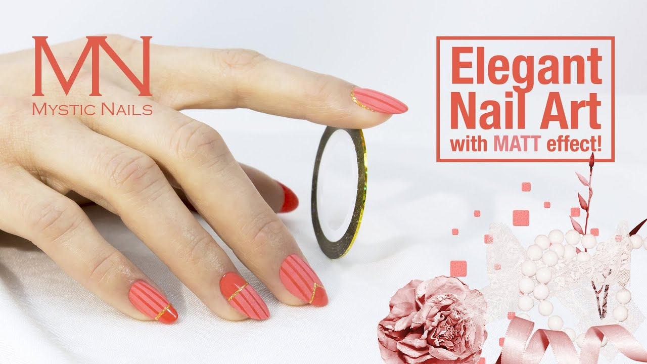 How to do fake nails with Deluxe Natural Gel and Mixed LeGrande Color Gels