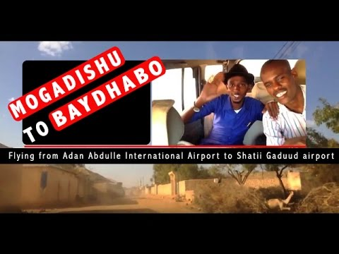 TRAVELLING INSIDE SOMALIA  2017 HD