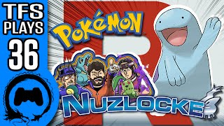 Pokemon Silver NUZLOCKE Part 36 - TFS Plays - TFS Gaming