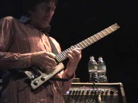 Allan Holdsworth - Devil Take The Hindmost  2009
