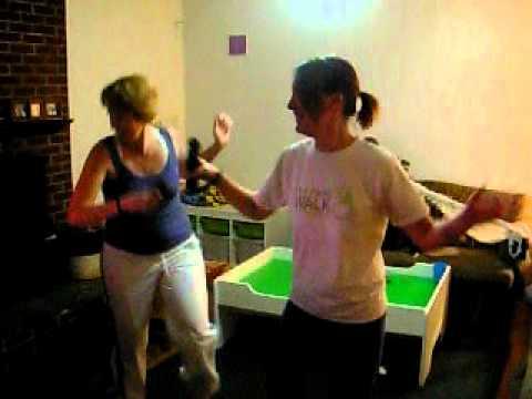 Laura & Liz Dance Party