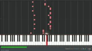 Download Best Hardstyle & Hardcore Melody's In  Synthesia / Piano MP3 song and Music Video