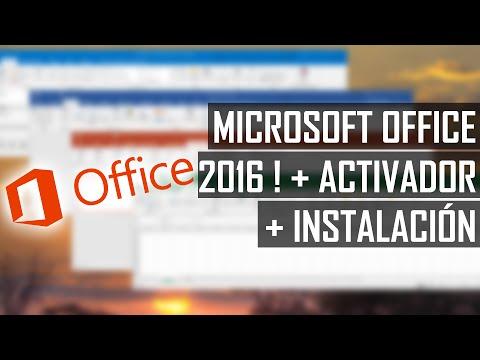 DESCARGAR - INSTALAR - ACTIVAR MICROSOFT OFFICE 2016   EXPLICADO   FULL - ESPAÑOL