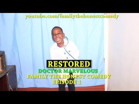 (RESTORED) DOCTOR MARVELOUS (Family  The Honest Comedy) (Episode 1)