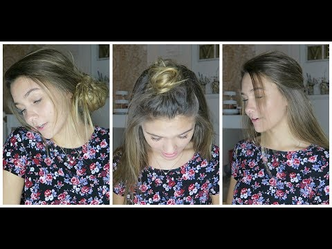 3 QUICK AND EASY HAIRSTYLES FOR SCHOOL!