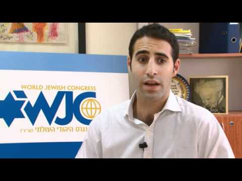 A Minute with Terry Newman, World Jewish Diplomatic Corps