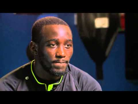 Full Terence Crawford interview