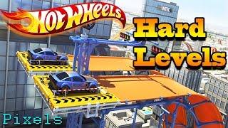 Hot Wheels: Race Off - New Hard Levels Unlocked