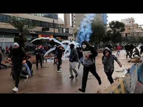 Nariman Shamaa on MBS RADIO - TRIPOLI PROTESTS - 29-01-2021