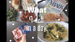 What I Eat In A Day #5 | AliLuvi