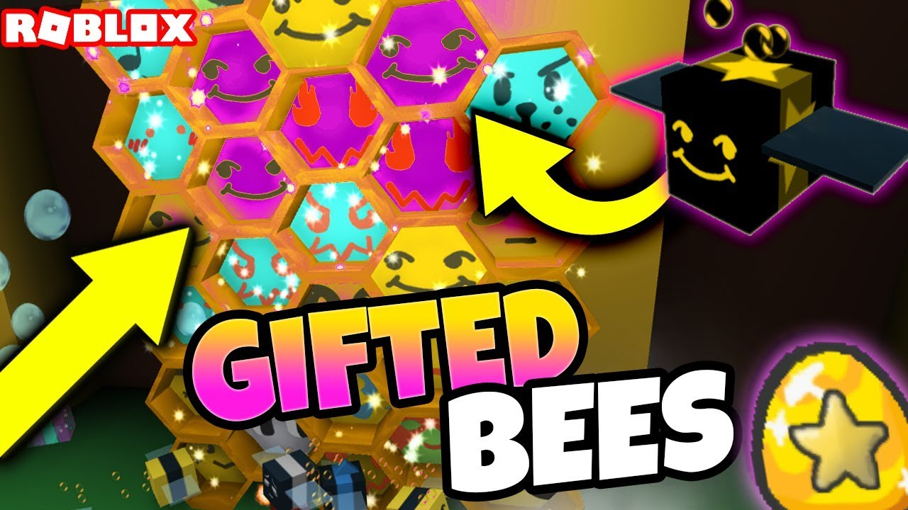 New Gifted Bees And Dungeons Update Leaked Roblox Bee Swarm