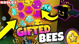 NEW GIFTED BEES AND DUNGEONS!! *UPDATE LEAKED* (Roblox Bee Swarm Simulator Update)