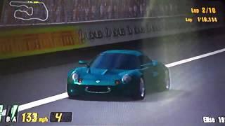 Gran Turismo 3 A-Spec Elise 190, The Lotus Elise Colors Races, Deep Forest Raceway
