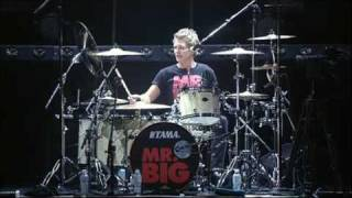 Pat Torpey (MR.BIG) BACK TO BUDOKAN DrumSolo