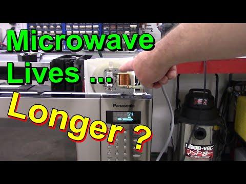 Panasonic Microwave Inverter Replacement