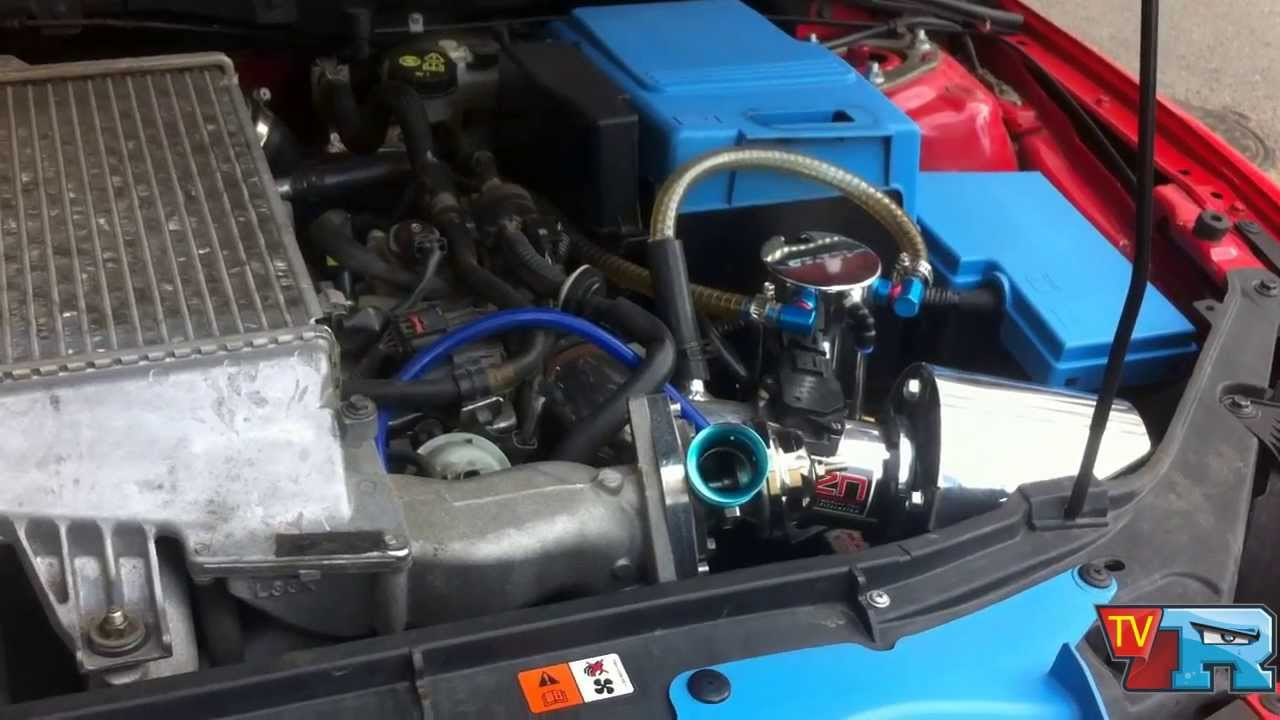 Turbosmart Kompact Blow Off Valve 08+ WRX Plumb Back MS3