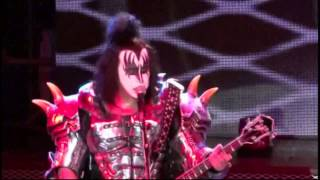 KISS KRUISE II - Hell Or Hallelujua / Wall Of Sound / Do You Love Me