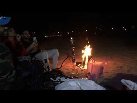 Dubai Desert camping #dubai #camping #jeetraidutt