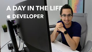 A Day in the Life of an iOS Developer // Build an Augmented Reality App #WithMe