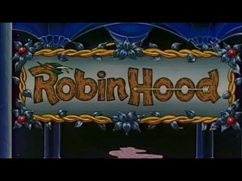 Аниме мультфильм робин гуд