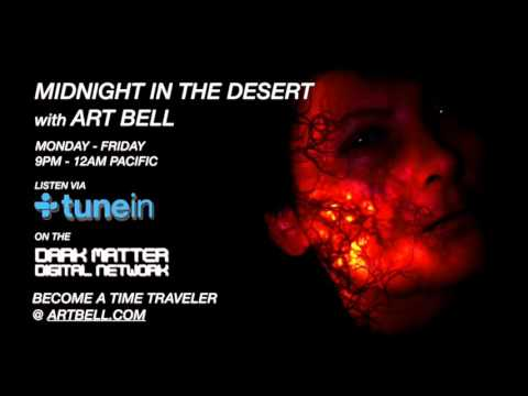 Art Bell discusses a Case of Demon Possession with Father Michael Maginot on Midnight In The Desert