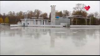 Москва Доверие. Это наш город. В парках столицы открылись катки с искусственным покрытием