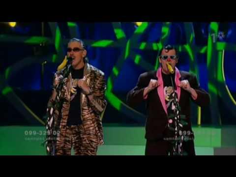 Electric Banana Band - Banankontakt Lyrics | …