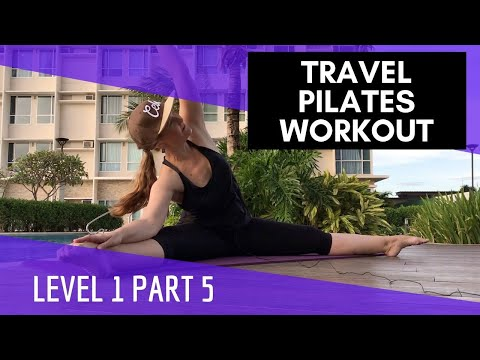 Travel Pilates Workout Cebu Part 5