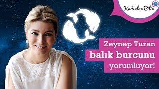 Zeynep Turan'dan Ocak ayı Balık burcu yorumu