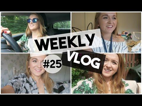 Weekly Vlog #25: Leaving My Job & Colourpop Order!