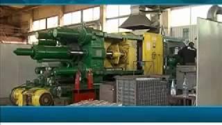 видео Труба алюминиевая толстостенная с высокой прочностью