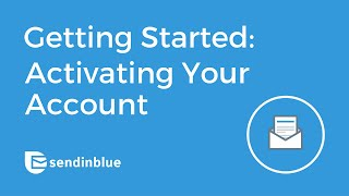 Getting Started: Activating Your Account