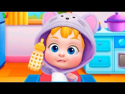 Кушать Нужно ХОРОШО Крошка Босс Развивающие игры для детей от BabyLand