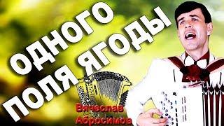 ОДНОГО ПОЛЯ ЯГОДЫ - поет баянист Вячеслав Абросимов (авторская песня)