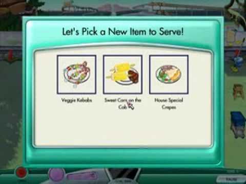 Diner Dash: Seasonal Snack Pack