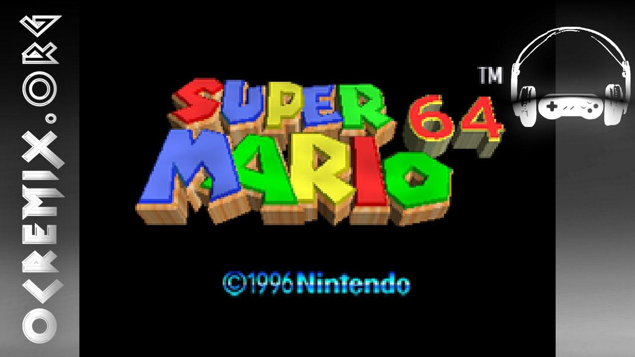 ReMix: Super Mario 64