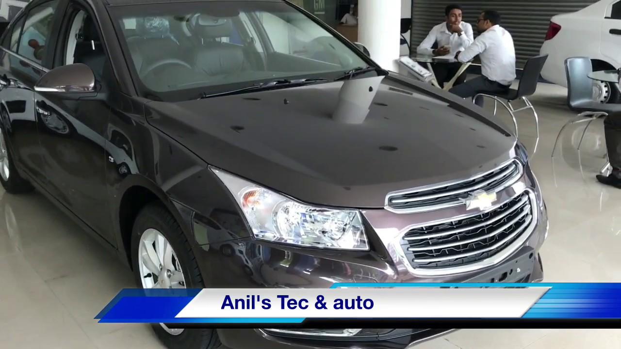 Chevrolet Cruze Ltz 2017 Youtube