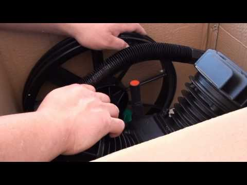 harbor-freight-air-compressor-pump-part-1