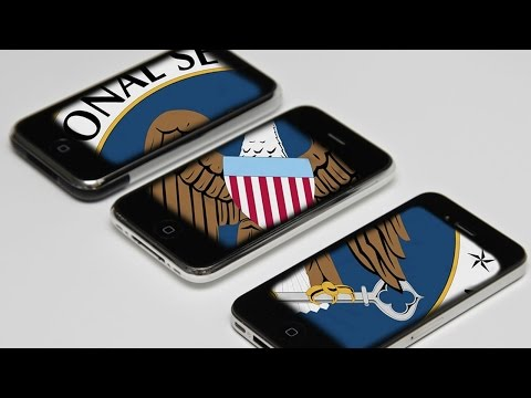 """Apple Says iPhone """"Backdoor"""" Risks All User's Security"""
