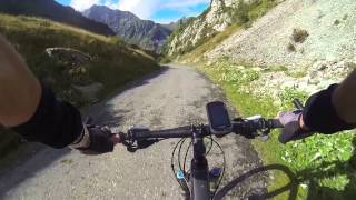 Mont Blanc - Mountainbike TMB - Video HD