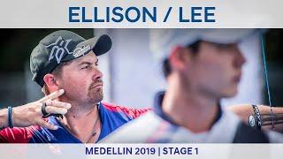 Brady Ellison v Lee Woo Seok – recurve men gold |Medellin 2019 World Cup S1