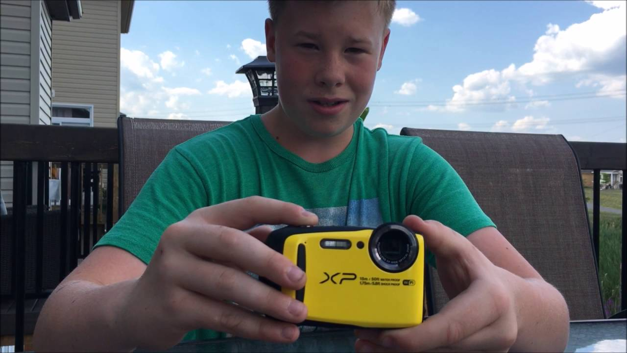 I Have A New Camera FujiFilm FinePix XP 90 In Depth Review And Underwater Video Test